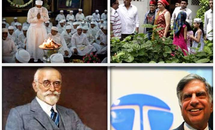 india s parsi community its history and prominent