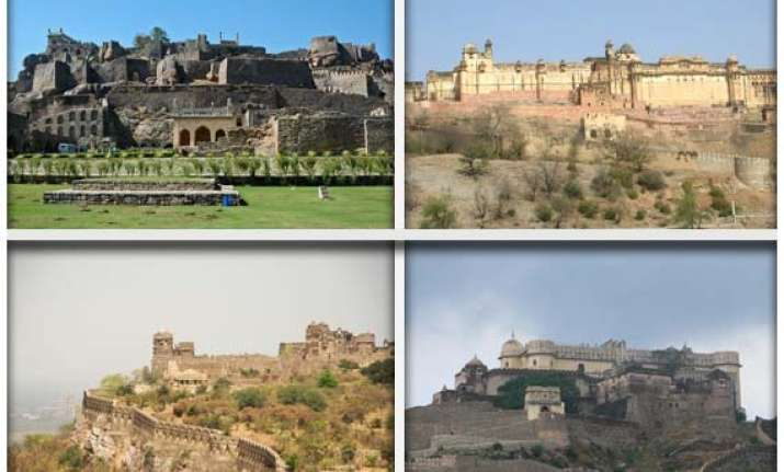 india s five most magnificent forts