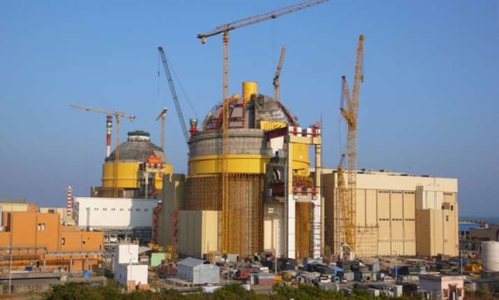 kudankulam n plant restarts power generation connected to