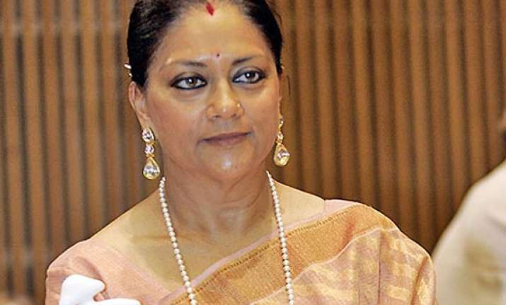 list of bjp candidates in rajasthan polls released