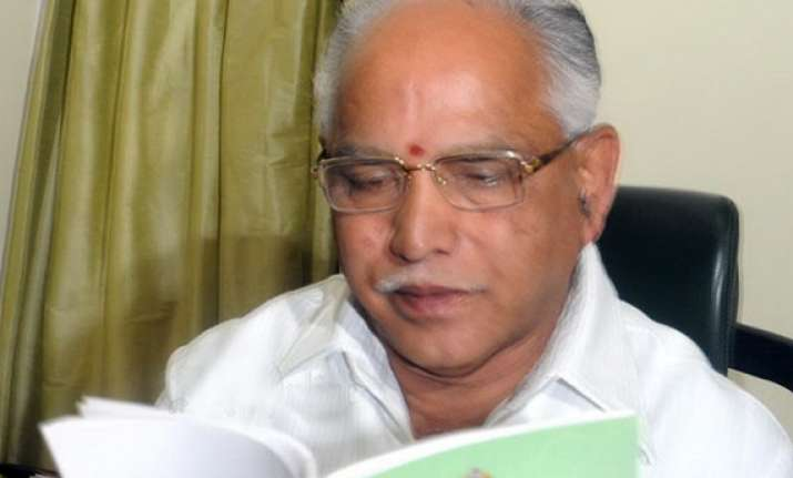 non bailable warrants issued against yeddy family in land