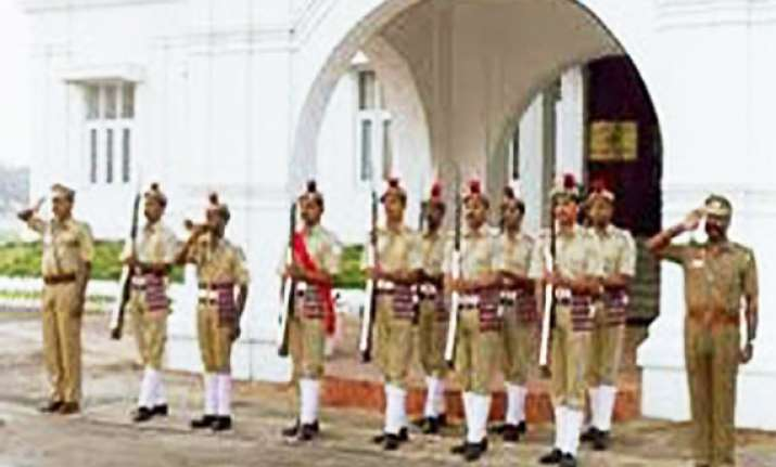two dozen police officials transferred in up