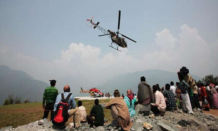 uttarakhand over 3 200 people airlifted as army iaf