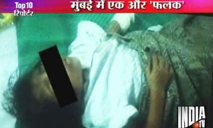 7 year old mumbai girl tortured by stepmom for 2 months