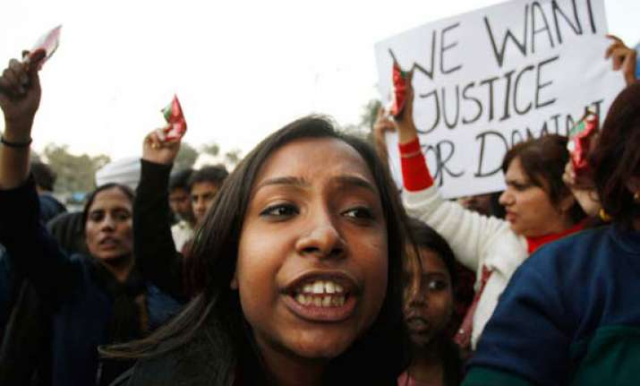 31 women activists held after demonstration near raj bhavan