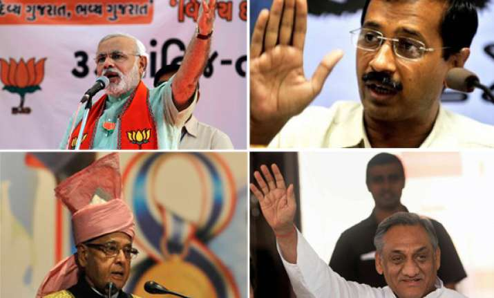 indian politics top newsmakers of 2012
