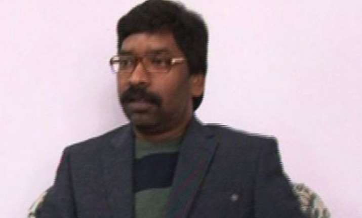 jmm seeks time to form government in jharkhand