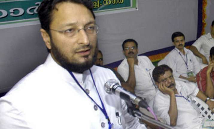 mim withdraws support to upa congress in andhra