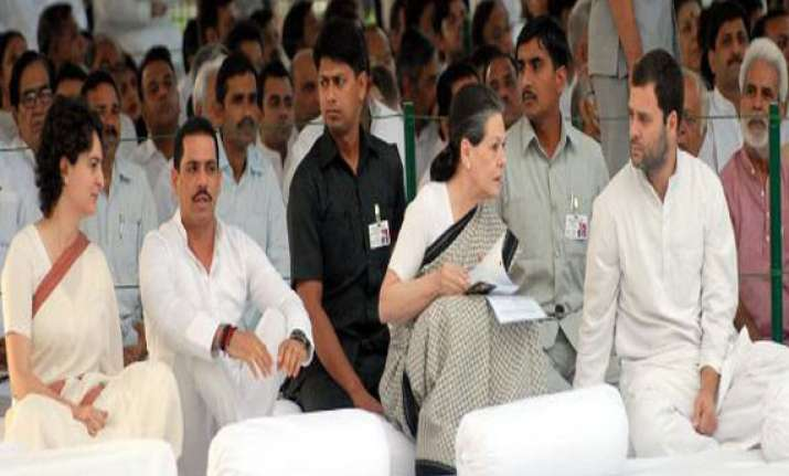 rahul gandhi appointed congress vice president sonia gives