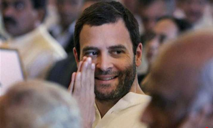 rahul gandhi takes charge of congress party s preparations