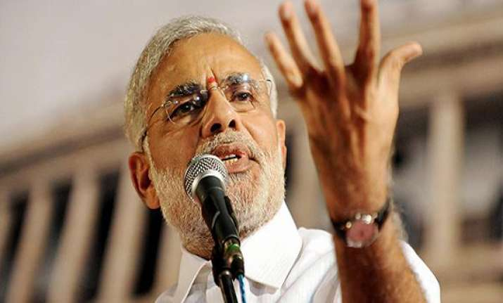upa has lost credibility over cotton export policy says modi