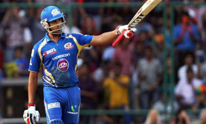 anything is possible for mumbai indians says rohit sharma