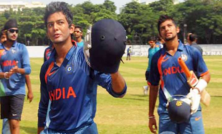 chand takes india u 19 to final