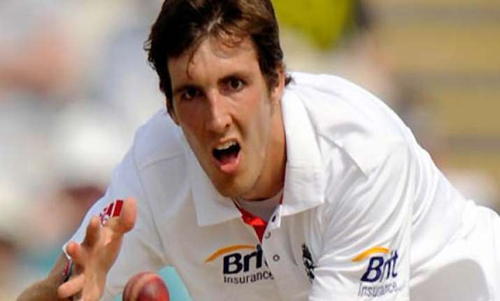 finn ruled out of second test