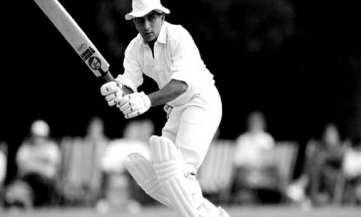 gavaskar was as good as tendulkar bradman nadkarni