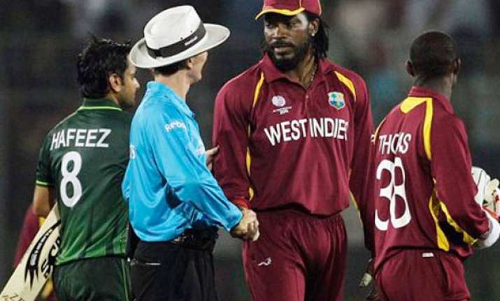 gayle hits back at coach gibson for criticising west indies