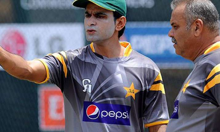 hafeez confident pakistan would down india in 2nd t20 also