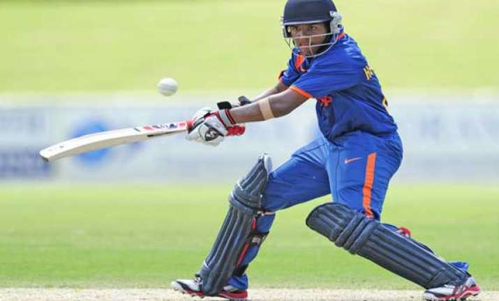 defending champions india begin u 19 world cup with win