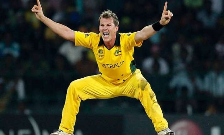 Image result for brett lee