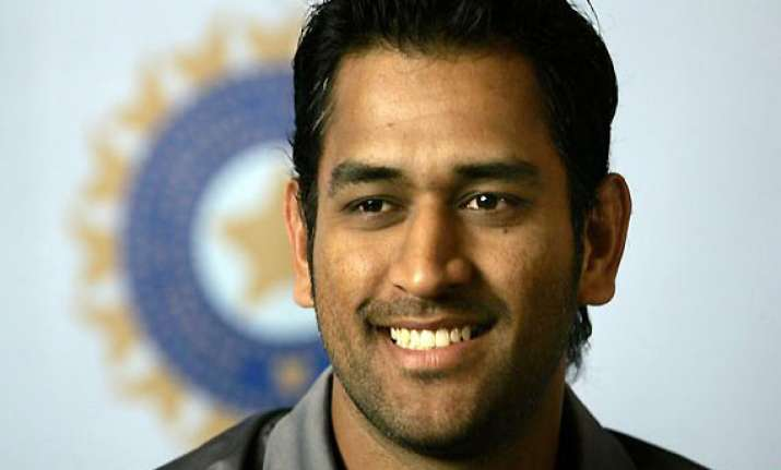india s test team will only improve with time dhoni