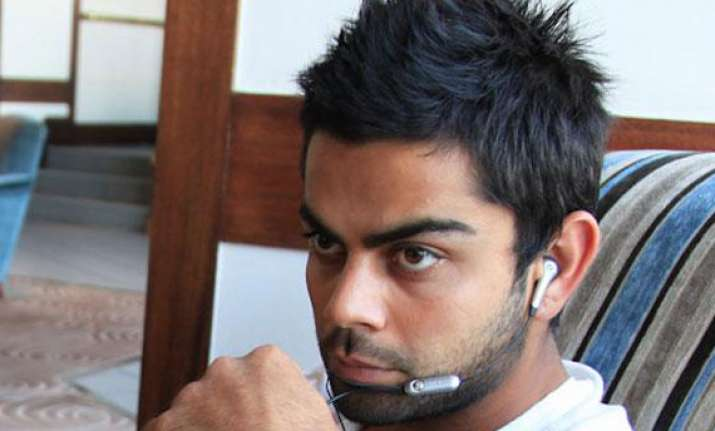 no time to have a girlfriend says virat kohli