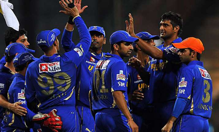 rahane s ton powers rajasthan to easy win over rcb