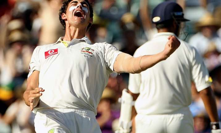 starc left out of australia lineup for 4th test