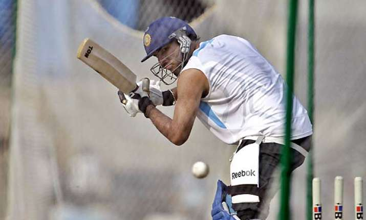 yuvraj set to return to test ranks after almost a year
