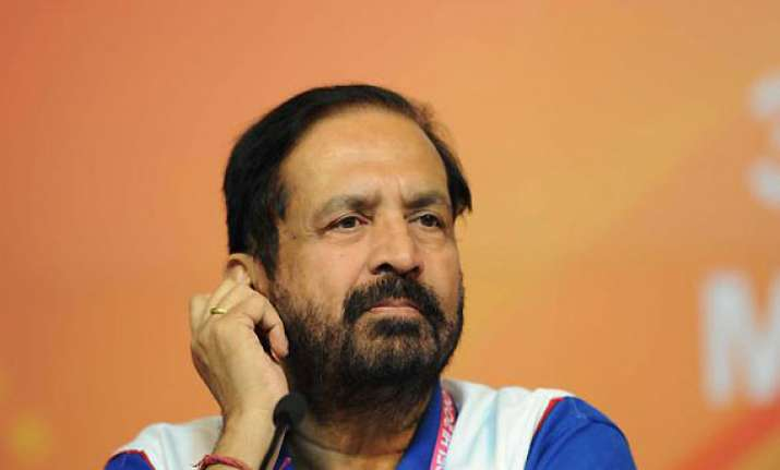 kalmadi will not contest ioa elections may retire