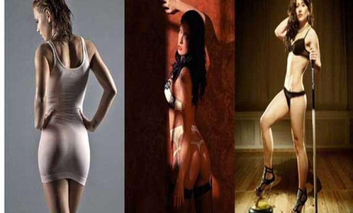 russia s female olympians do scantily clad photo shoot