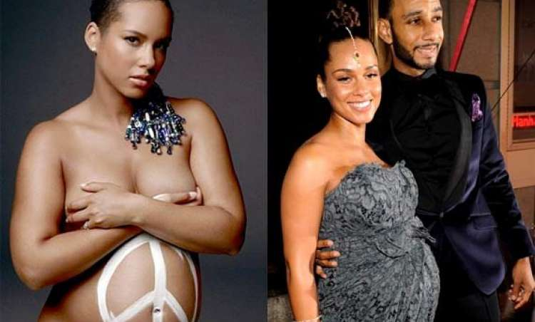 Alicia Keys Addressed Gay Rumors About Her & How They Got.