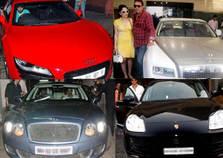 bollywood stars and their cars- India Tv