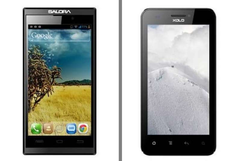 a comparison salora powermaxx z1 vs xolo b700- India Tv