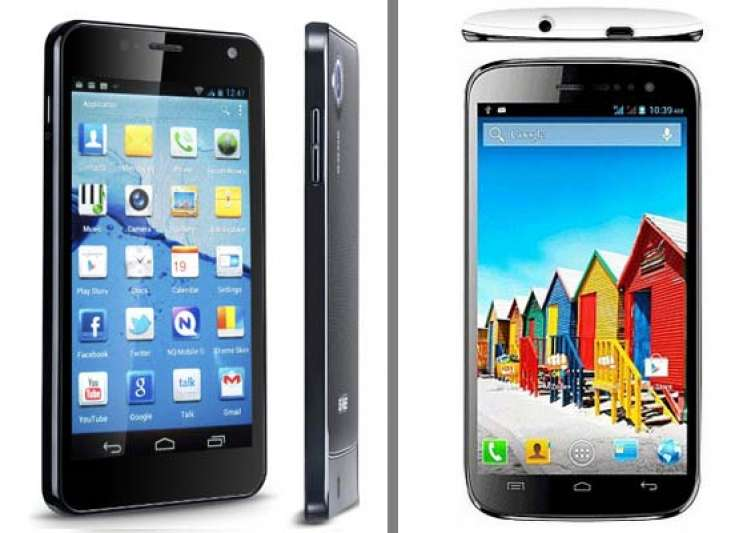 comparison micromax canvas hd vs gionee dream d1