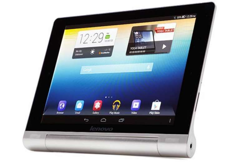 Lenovo launches Yoga Tablet; aims for higher market share