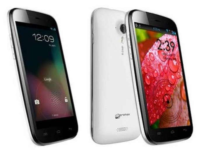 micromax canvas hd a good phone that s worth buying- India Tv