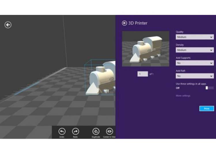 Microsoft Releases 39 3d Builder 39 A 3d Printing App For
