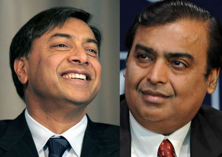 mukesh ambani laxmi mittal feature in forbes most powerful list- India Tv