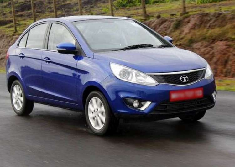 new launched car zestNew Tata Zest sedan launched at Rs 464 lakh