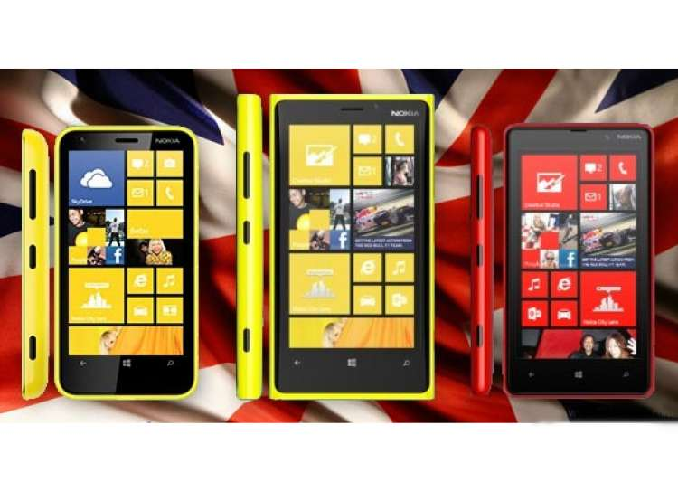 nokia launches lumia 920 and 820 in india 620 coming soon- India Tv