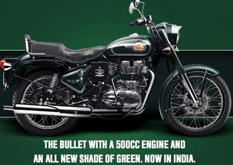 royal enfield launches bullet 500 in india
