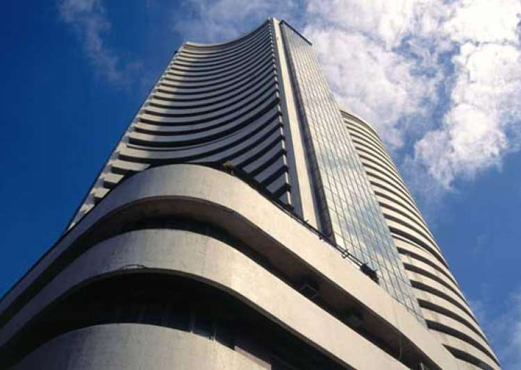 sensex jumps 195 pts as weak iip data boosts rate cut hopes- India Tv