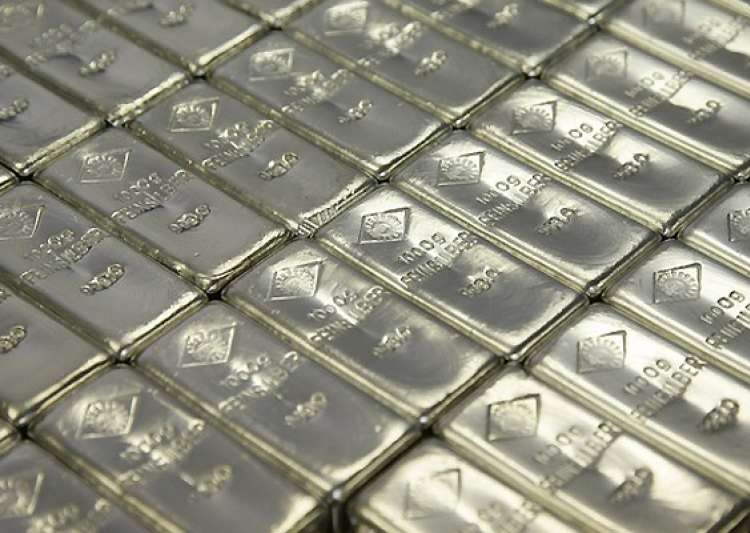 silver zooms up by rs 1950 to rs 55 500- India Tv