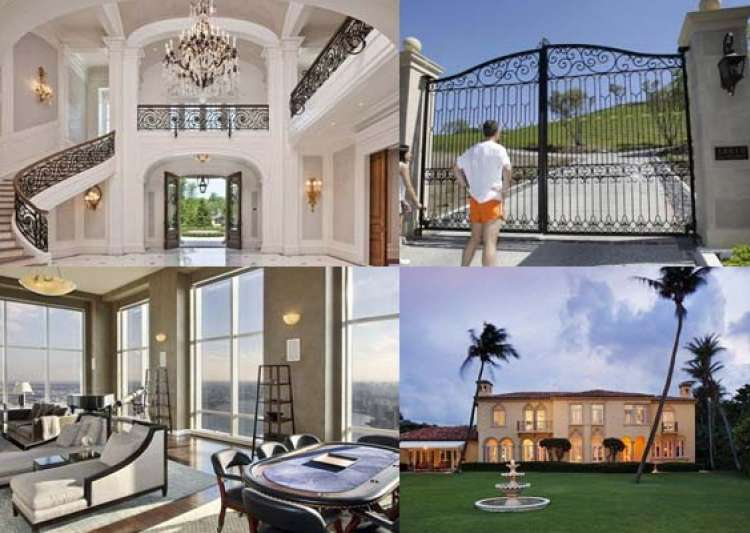 top 10 billionaire mansions in america- India Tv