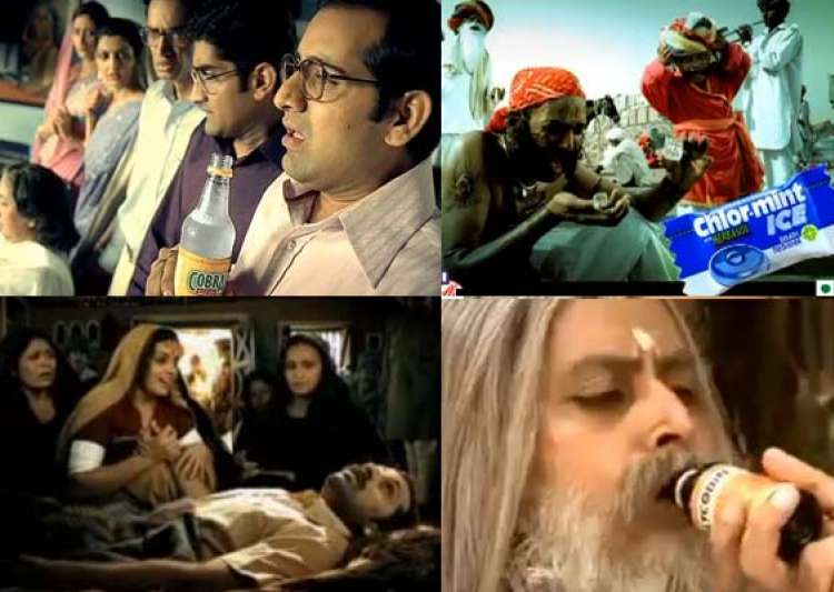 top 10 funny indian tv ads