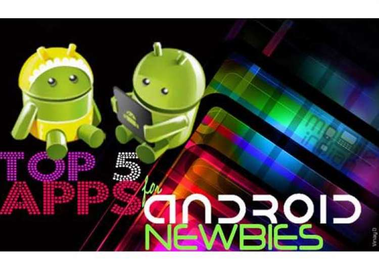 top 5 apps for new android smartphone owners- India Tv