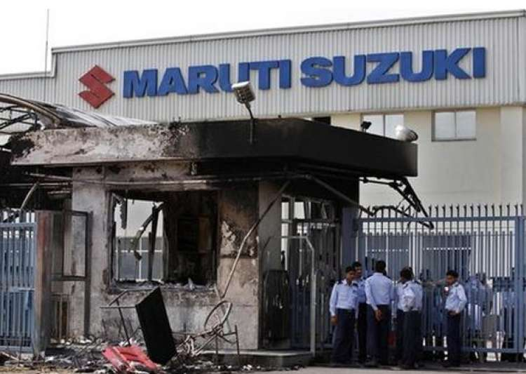 us auto workers express solidarity with maruti hyundai staff- India Tv