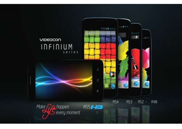videocon mobiles launches eight 3g smartphones- India Tv