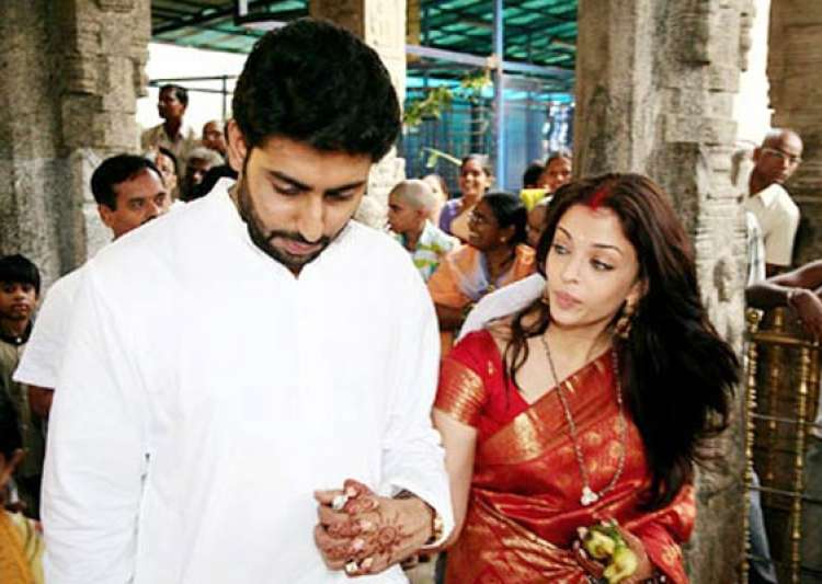abhishek seeking suggestions for daughter s name on twitter- India Tv