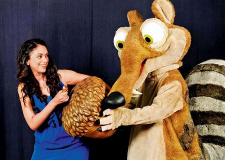 Aditi rao hydari to sing for hollywood film 39 ice age 4 39 for Aditi indian cuisine